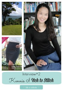 Itch to Stitch interview
