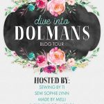 Dive Into Dolmans: Shwin Day Tripper