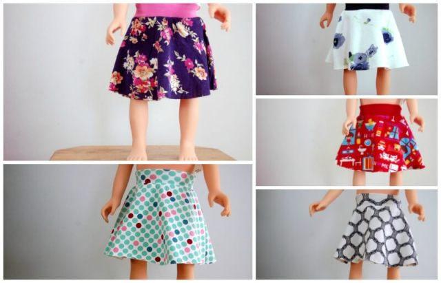 EYMM Capsule skirts