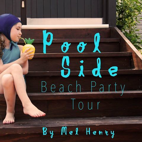 Pool Side Beach Party Tour - Filles a Maman