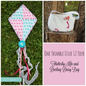 One Thimble Issue 12 tour