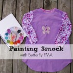 Back to School Tour: Painting Smock
