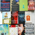 Stacking the Shelves #2: April 2018 Wrap Up