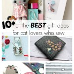 10+ best sewing gifts for cat lovers