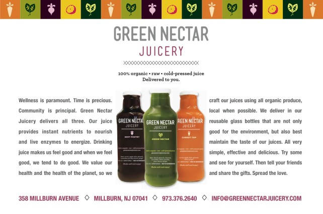 Green Netcar Juicery