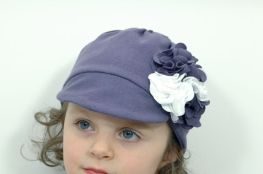 Upcycled Girl T-Shirt Hat