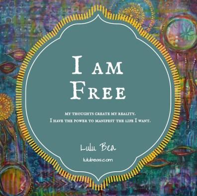 I am affirmations - Free