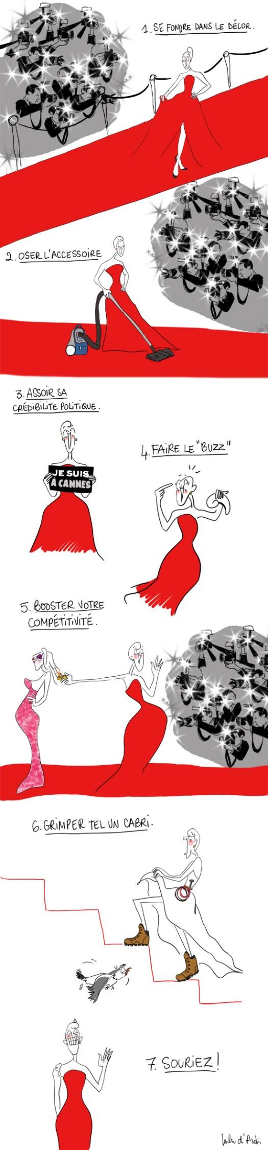 Cannes1er jour - Lulu d'Ardis