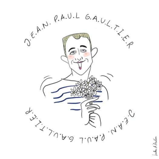 1-Jean Paul Gaultier - Lulu d'Ardis