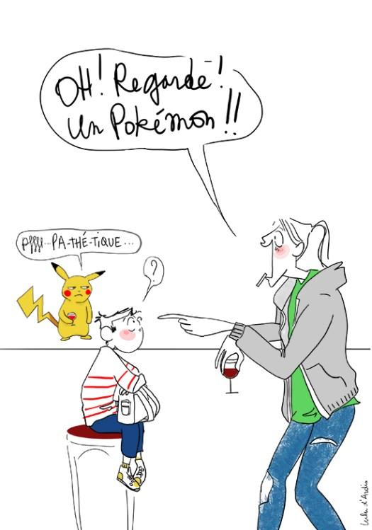 Pokemon religion copie