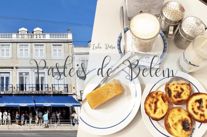 里斯本美食推薦|貝倫區葡式蛋塔創始店 Pastéis de Belém·百年老店的經典口味