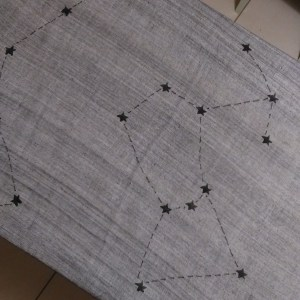 écharpe constellations