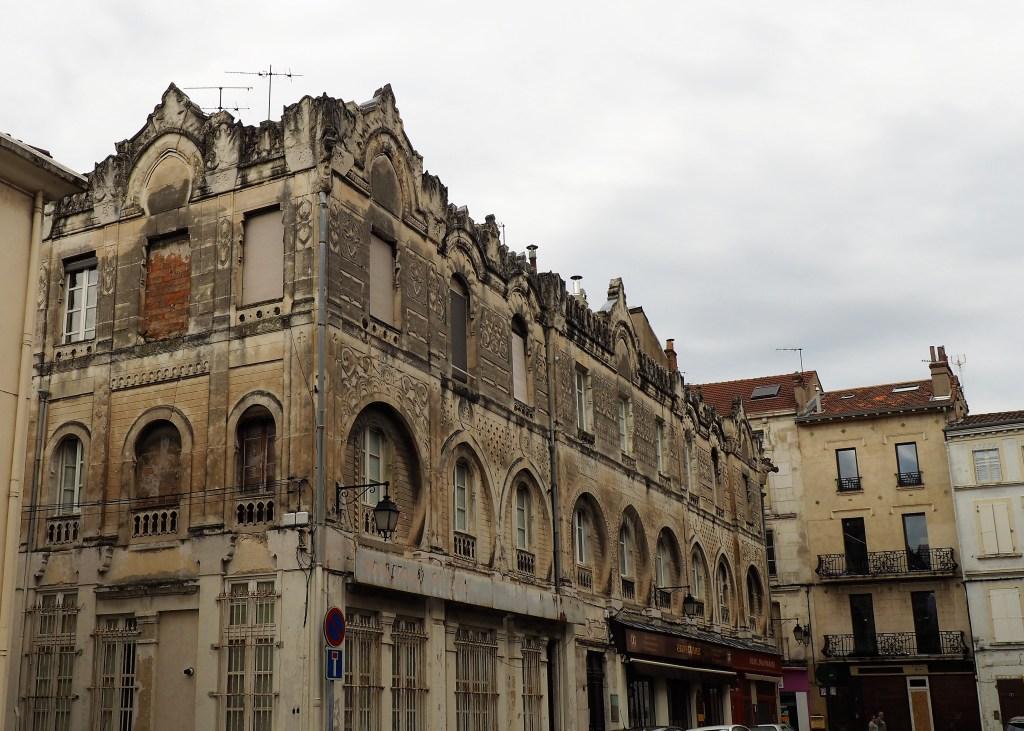 Circuit Valence - Maison Mauresque