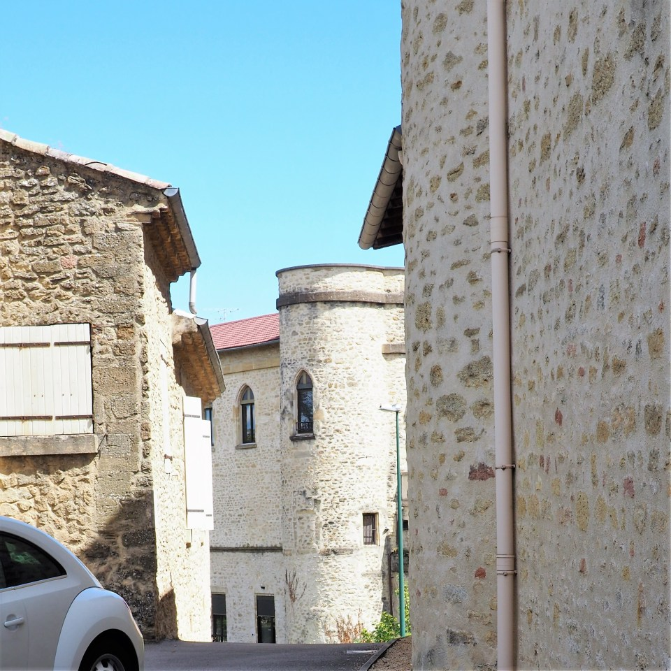 De la Véore au Télégraphe - Chateau