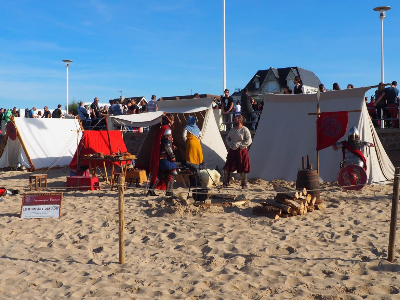 Cidre et Dragon - Viking village