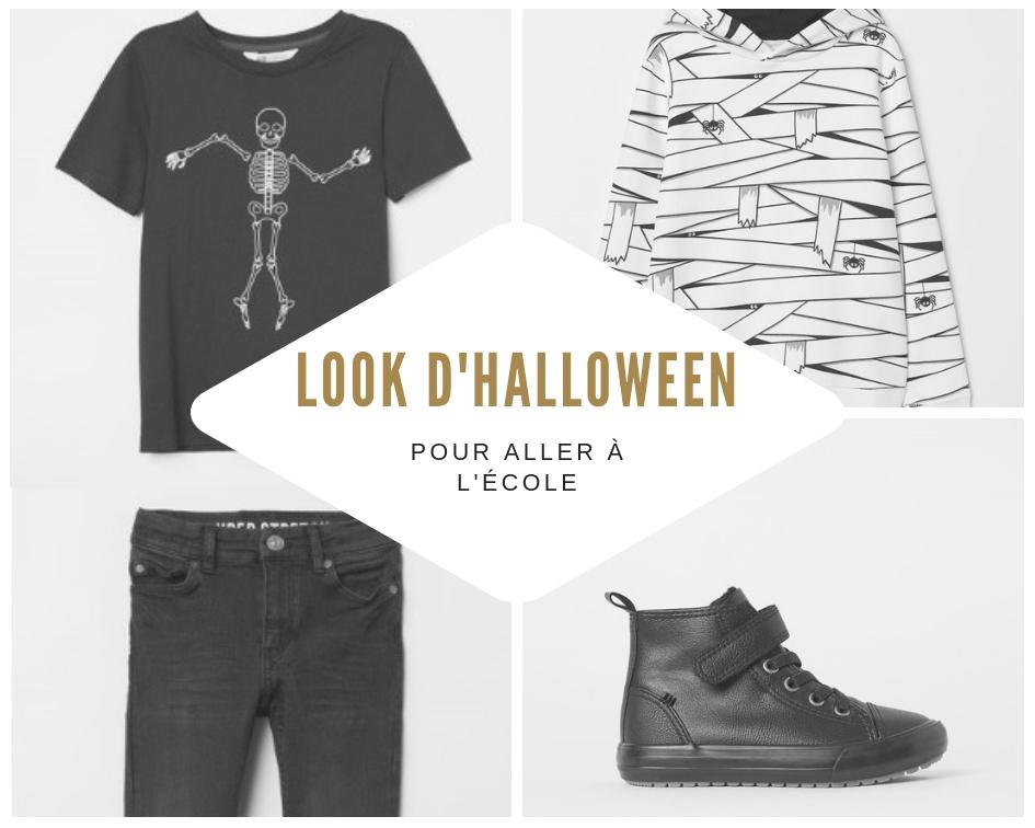 Spooky look