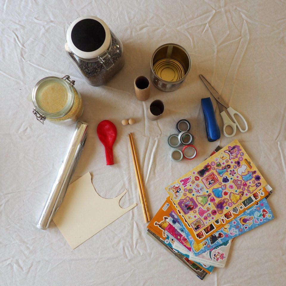 Instruments - DIY
