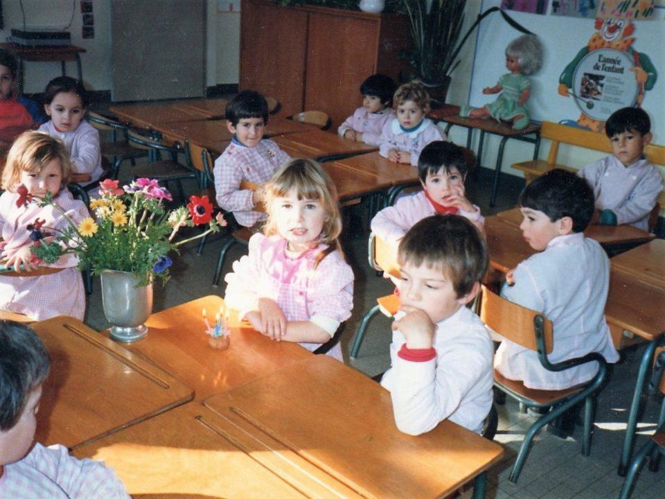 Education - Lulu à l'école