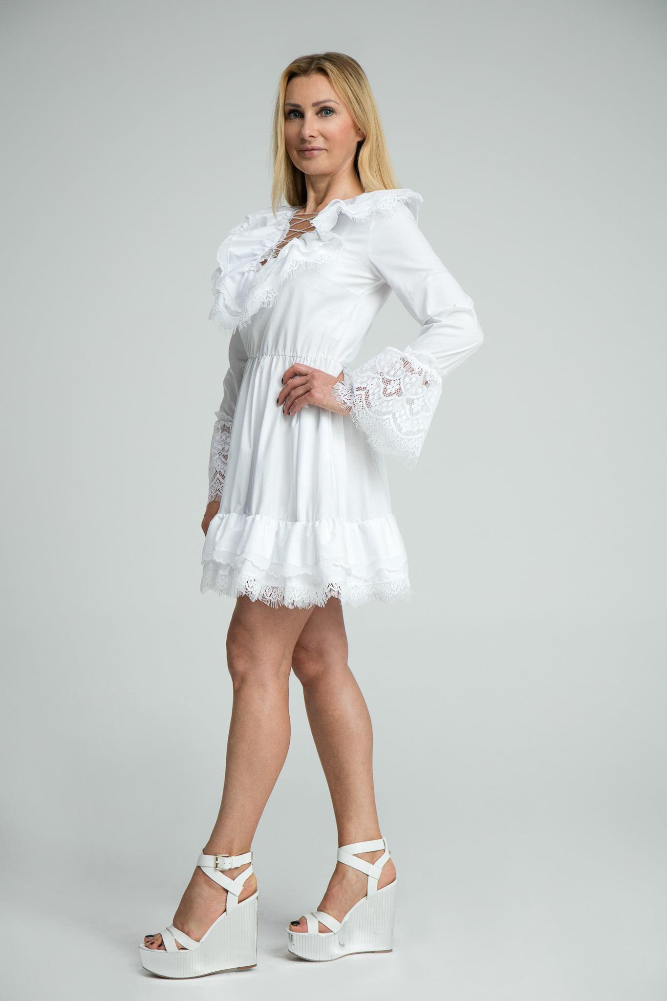 f9b2e8190e Sukienka Priscilla - LuLu by Adriana Okoń