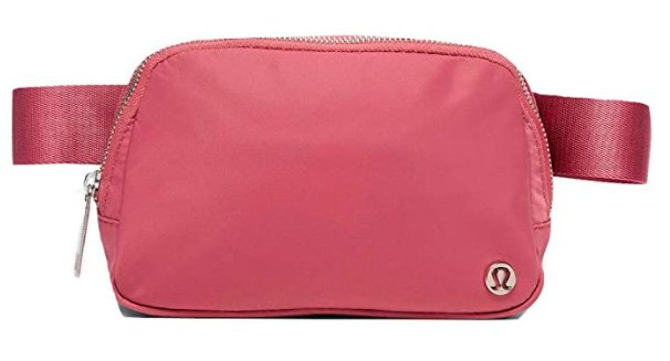 Pink Lululemon Everywhere Bag Belt