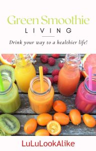 Green Smoothie Living cover