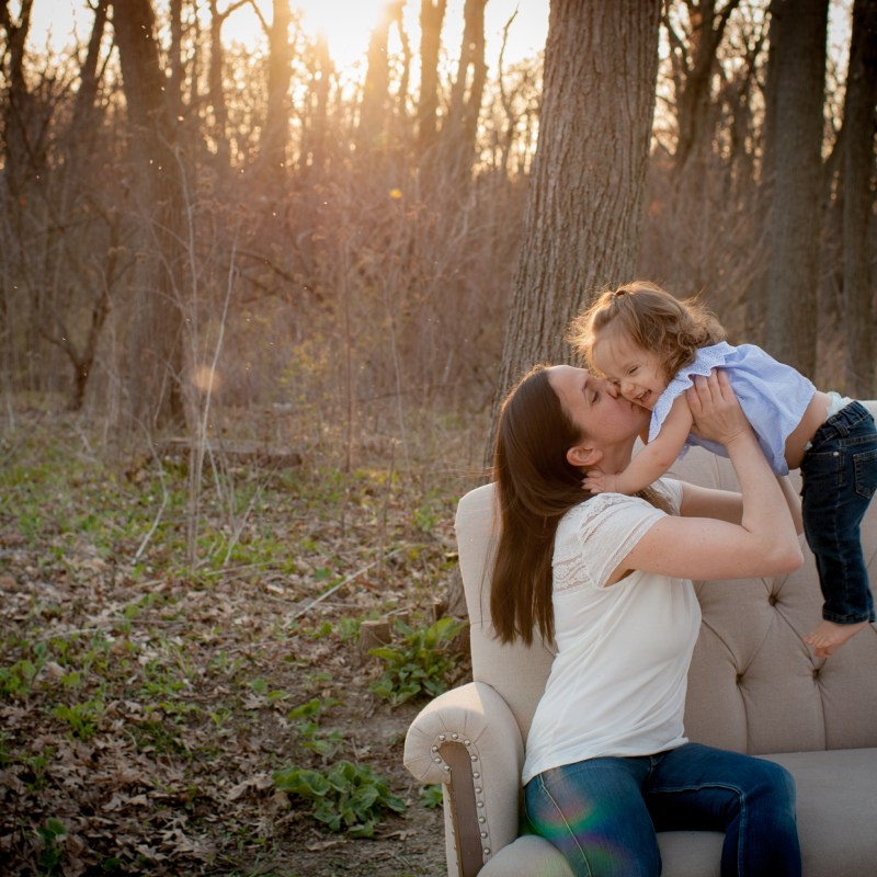 Momma Sessions -Dupage County, IL Photographer