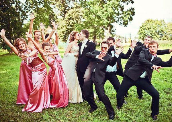 Конкурс крокодил на свадьбе