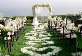 Свадебная арка своими руками: сто один вариант счастья!