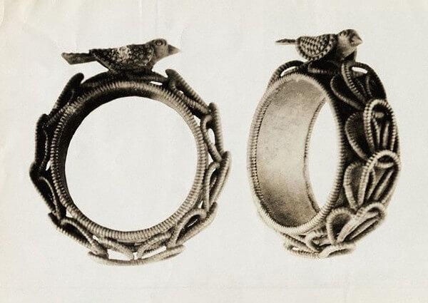 Обручальное кольцо традиция
