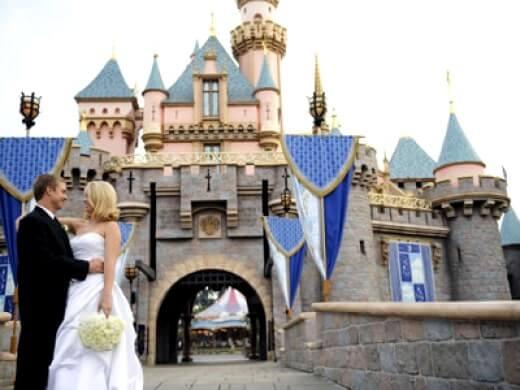 место проведения для сказочной свадьбы