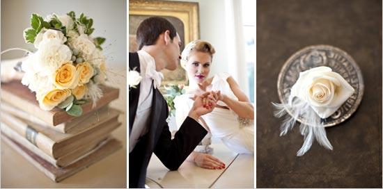 Декор винтажной свадьбы