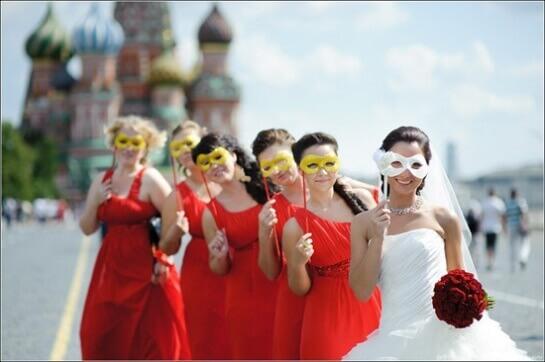 букет венецианской невесты