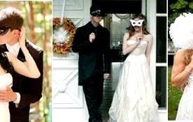 Свадьба в венецианском стиле – это роскошь и шик карнавала!