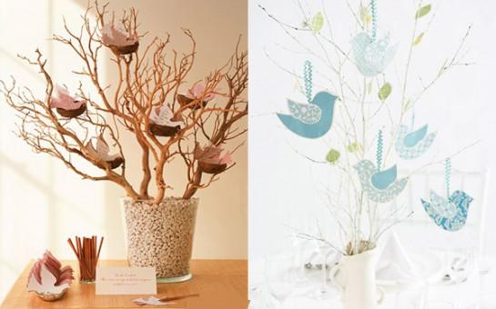 свадебное дерево желаний может быть каким угодно