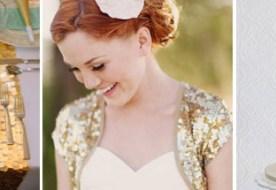 Свадьба в золотом стиле - почувствуйте себя королевой!