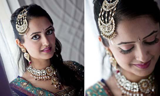 Какой макияж для свадьбы в восточном стиле