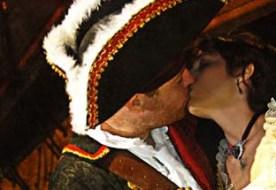 Свадьба в пиратском стиле для неисправимых романтиков