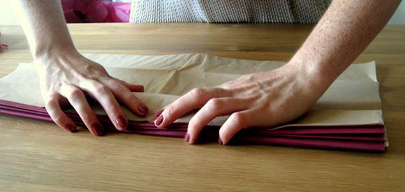 Как сделать бумажные помпоны своими руками