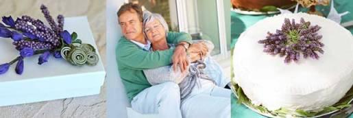 Годовщина свадьбы 46 лет: влюбленная пара