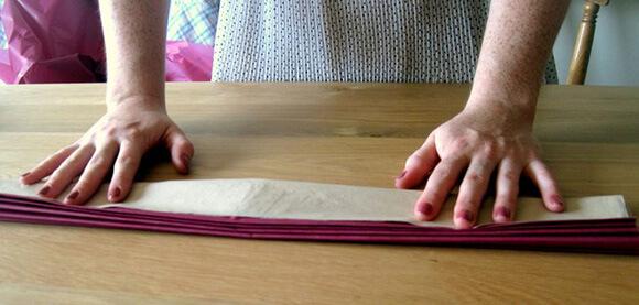 Бумажные помпоны своими руками