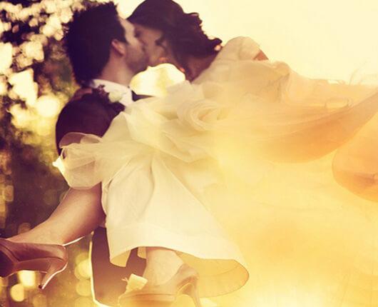 Романтичный свадебный месяц в италии