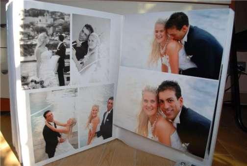 свадебный альбом с фото
