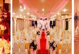Как украсить свадебный зал своими руками: яркие и красивые идеи!
