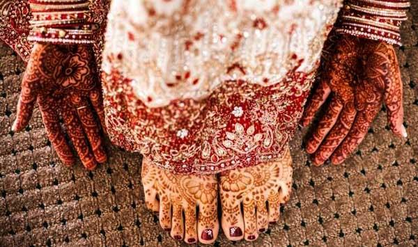 Образ невесты в марокканском стиле