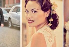 Свадьба в голливудском стиле: сияние фотовспышек, или по красной дорожке в счастье!