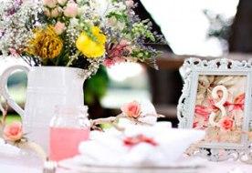 Свадьба в стиле Шебби Шик: как правильно выбрать образ?