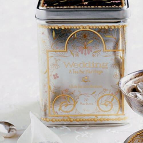 свадебный чай