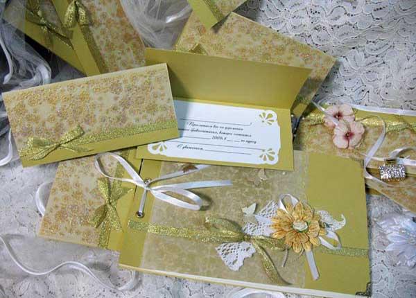 книга пожеланий в зеленом цвете