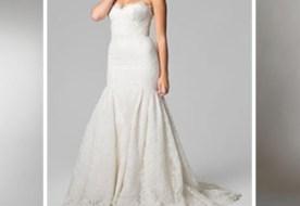 Простые свадебные платья: стильно, изящно, лаконично