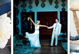 Декор свадьбы в синем: как оформить стильно праздник?